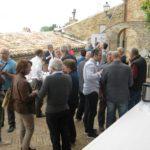 esdw-convegno - buffet con prodotti tipici locali